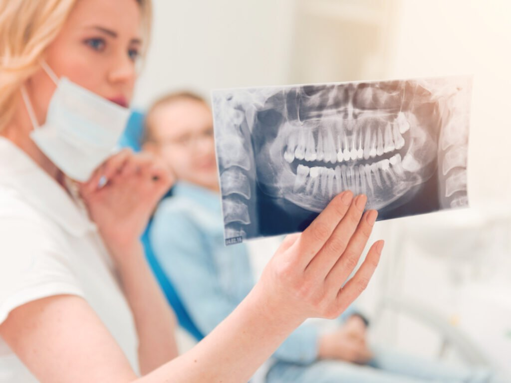 Dental X-ray Procedure and Cost Perth